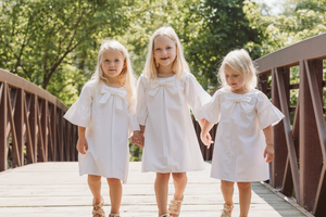 The Best Vintage Inspired Flower Girl Dresses