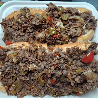 TRES HOUSE OF CHEESESTEAKS