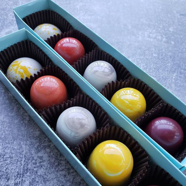 RAIN CITY CHOCOLATES