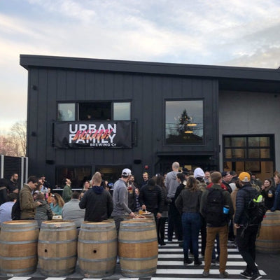 URBAN FAMILY BREWING CO.