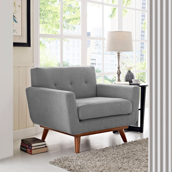 Modway Engage Upholstered Armchair