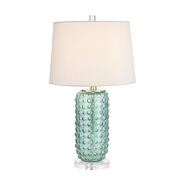 Lamp Works Caicos 1 Light Table Lamp In Green