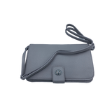 My little safety bag Mouse Grey - www.bykim.be
