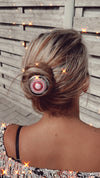 Ibiza hairpin Pink ambition