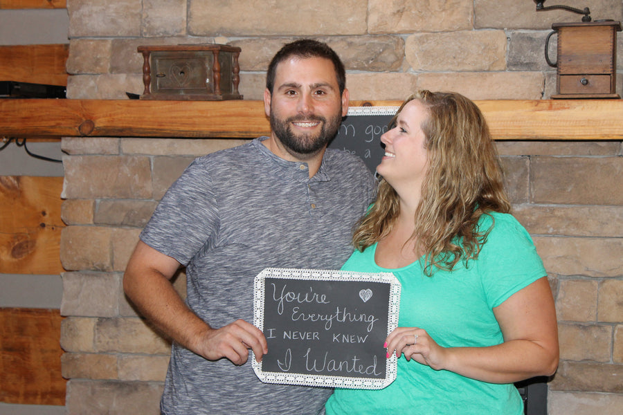 I'M GETTING MARRIED: OUR ENGAGEMENT PARTY