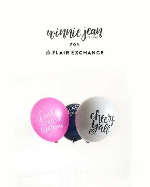 WINNIE JEAN FOR THE FLAIR EXCHANGE