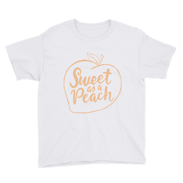 SWEET AS A PEACH T-SHIRT