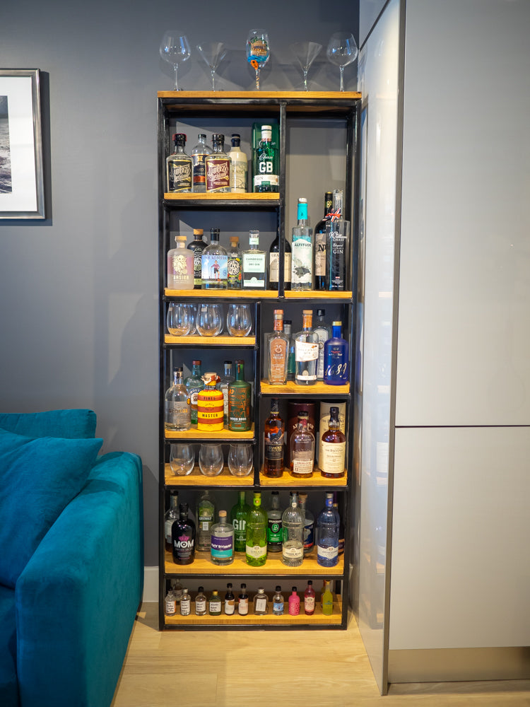 65 - 80 Bottle Gin Unit