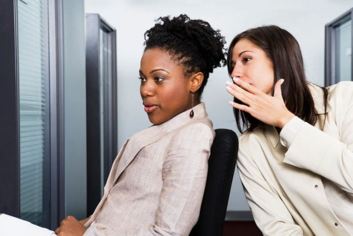 Here's How to Avoid Workplace Gossip