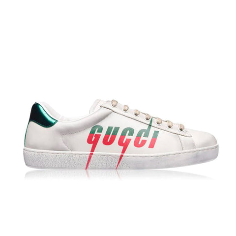 Gucci New Ace Blade Trainers
