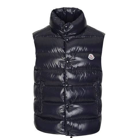 Moncler Quilted Black Gilet