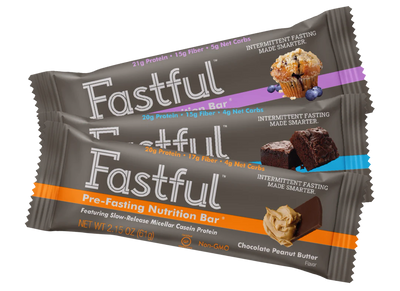 Fastful Pre-Fasting Nutrition Bars