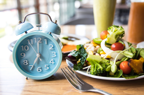 intermittent fasting time-restricted eating