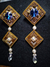 Load image into Gallery viewer, Drop Earrings