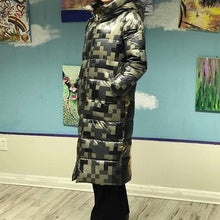 Load image into Gallery viewer, Mona Lisa Winter Jacket