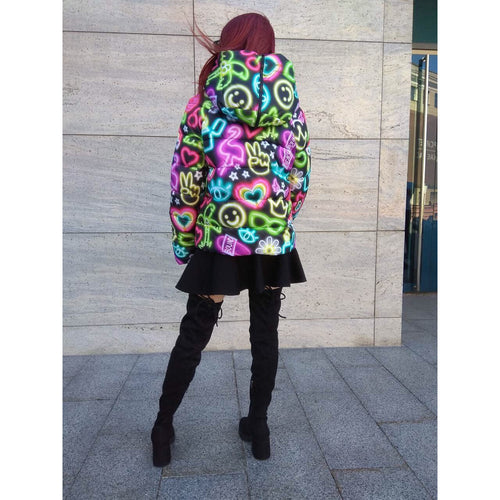 Ultraviolet Short Jacket