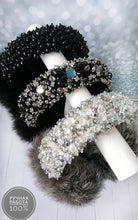 Load image into Gallery viewer, Earmuffs with Swarovski crystals