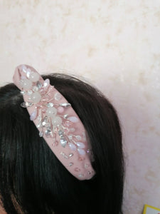 Knot Beaded Headbands
