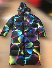 Load image into Gallery viewer, Northern Lights Winter Parka