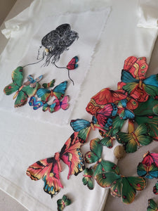 Tshirt with Butterflies