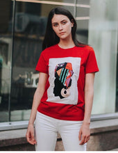 Load image into Gallery viewer, Red  Tshirt