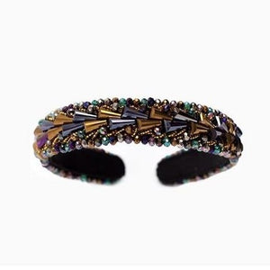 Spike Wide Headband