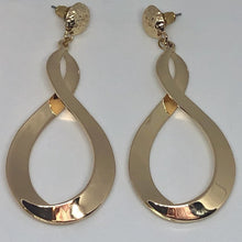 Load image into Gallery viewer, Handmadr Bijou Earrings in Gold  Colour