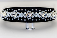 Load image into Gallery viewer, Padded Handmade Headband in Black and White