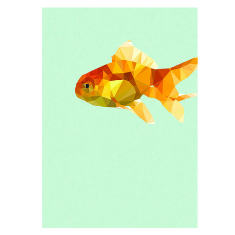 goldfish 1 and 2 art prints