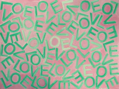LOVEVOLVE Pink & Green