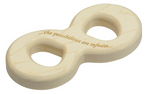 Infinity Sign Wooden Baby Teether