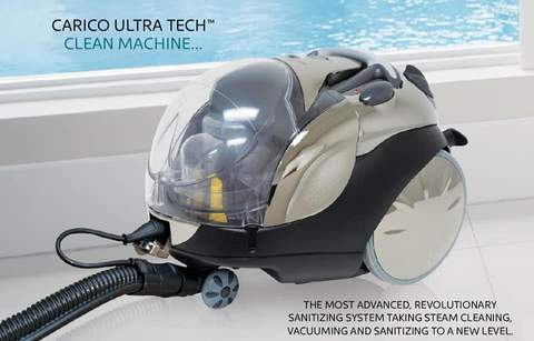 Carico Ultra Tech Clean Machine
