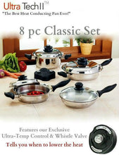Load image into Gallery viewer, Ultra-Tech II 316ti 9ply 8 Pc. Classic Set