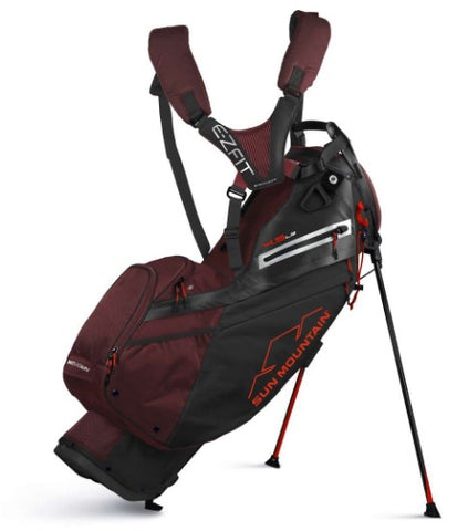 Sun Mountain 4.5 Garnet/Black/Inferno