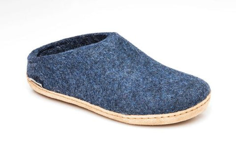 Glerups Denim Slipper