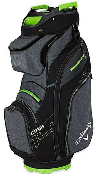 Callaway ORG 14  Cart Bag – Green/Titanium