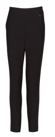 Greg Norman ML75 Pull-On Black Stretch Pant