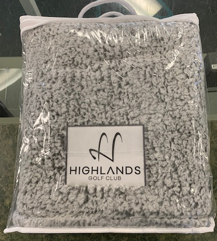 Highlands Sherpa Blanket