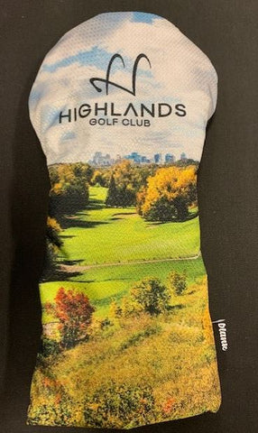 Highlands Driver Headcover