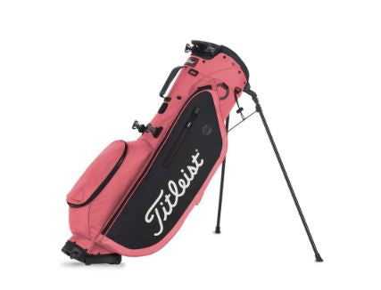 Titleist Players 4 Bag Island/Red/Black