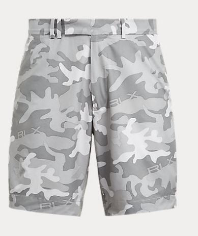 RLX Grey Camo Stretch Short