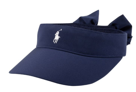 Ralph Lauren Womens Four-Way Stretch Visor (2 Colors)