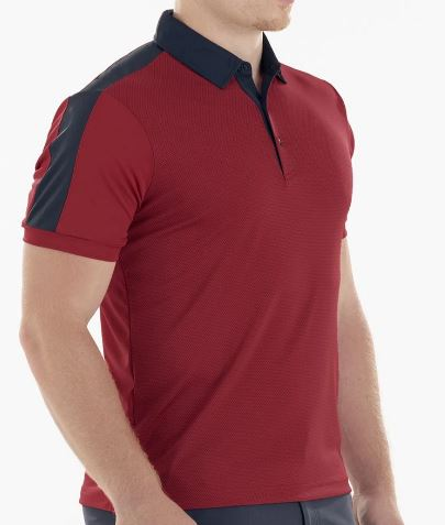 Highlands Sligo Teddy Red Polo