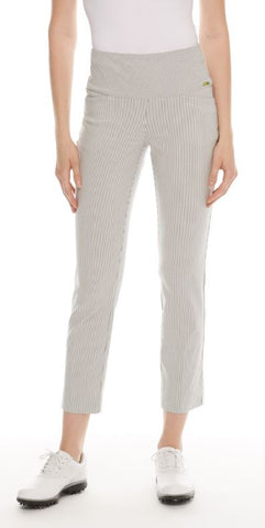 Swing Control Stripes Masters Ankle Pant