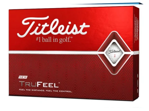 Titleist TruFeel Golf Balls (3 Options)