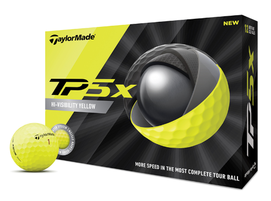 TaylorMade TP5x Golf Balls (2 Options)