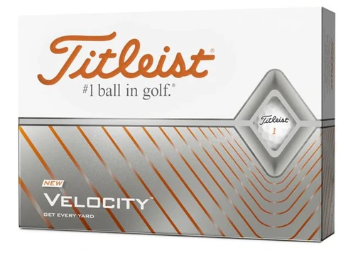Titleist Velocity Golf Balls (4 Options)
