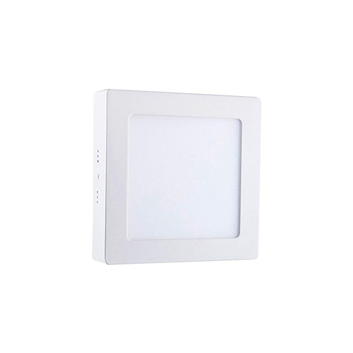 Down Light 18W Squared Surface Mounted Incandescent equivalent of 100W - EverBrite