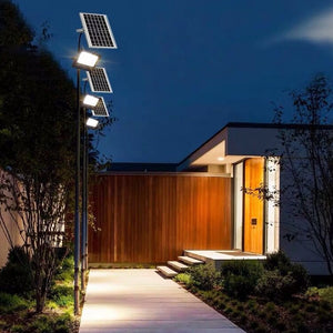 Solar Flood Light 200W - Battery included - EverBrite