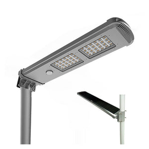 Solar Street Light 100W Solar Panel Integrated - EverBrite